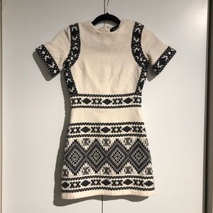 Topshop Dresses - Topshop Stitched Dress